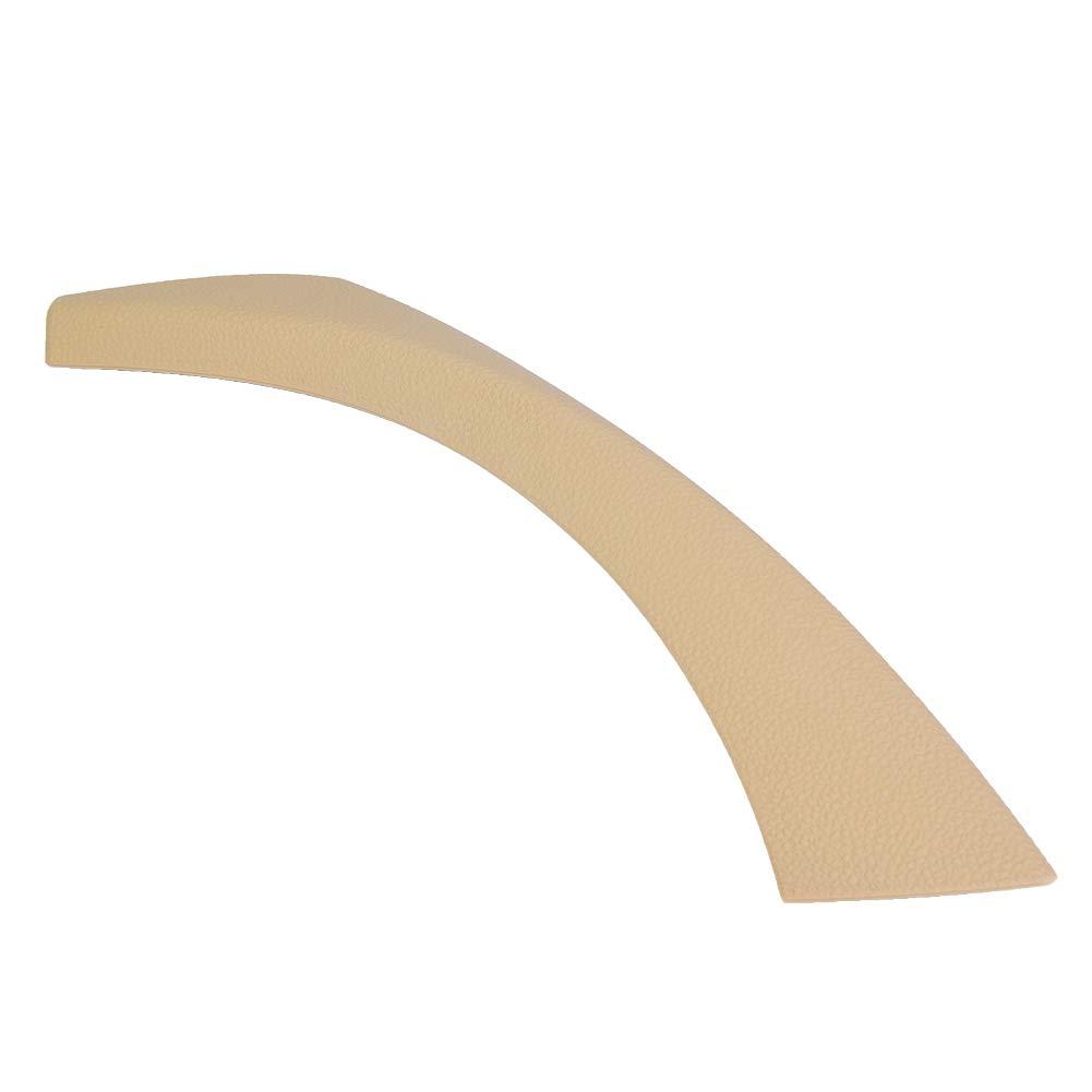 Maniglia della Porta Interna Gray Maniglia Interna della Vettura Pannello Interno della Portiera Destra Coperchio della Cornice per Serie 3