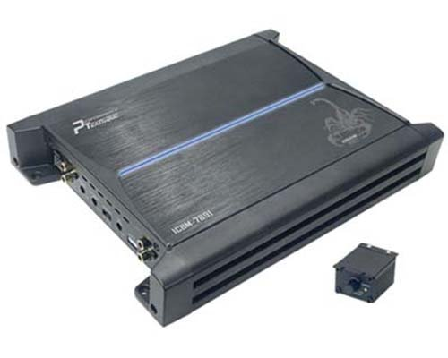 (Performance Teknique ICBM-7891 Performance Teknique 2 Channel MOSFET Bridgeable Power Amplifier)
