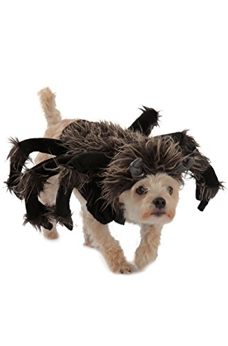 Dog Spider Suit (Fashion Spider Tarantula Pet Dog Costume New)