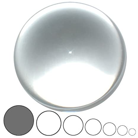 100mm Acrylic Contact Ball by Juggle Dream: Amazon.es: Juguetes y ...