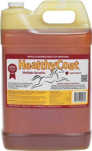 HealthyCoat 015HC-00063 Supplement Show Formula, 2.5 gallon by HealthyCoat