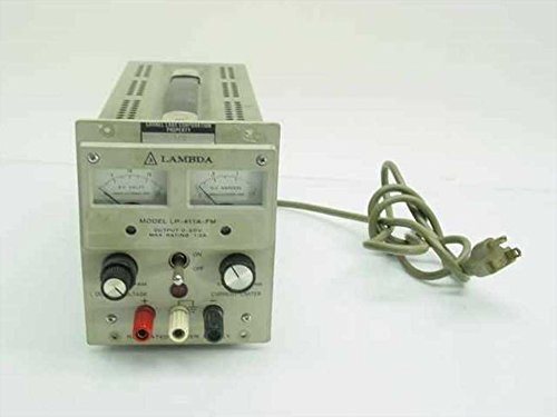 LP-411A-FM - LAMBDA ELECTRONICS LP-411A-FM Regulated variable Power Supply - AS IS