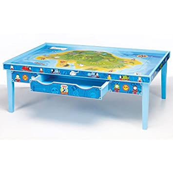 Learning Curve Thomas And Friends Wooden Railway Grow With Me Play Table
