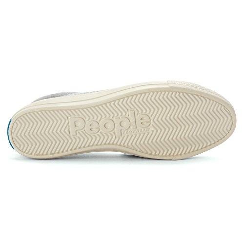 Gens Chaussures Hommes Phillips Tricot Galerie Gris / Piquet Blanc 9 M
