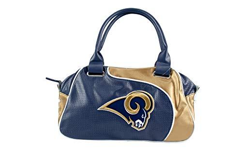 NFL St. Louis Rams Perf-ect Bowler Bag (Womens Rams Louis Jersey)