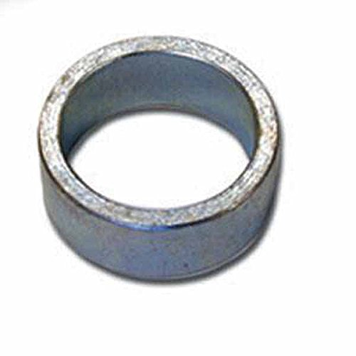 Tow Ready Trailer Hitch Ball Reducer Bushing - 1in. Hole to 3/4in. Shank 58109