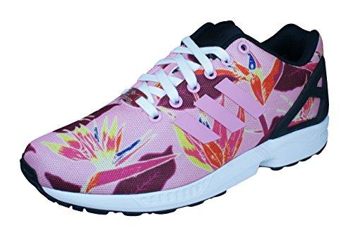 Chaussures Unisexe Noyau Zx Noir Adidas Flux Clair rose adulte Multicolores Rose 7pIfCqw