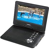 Lenoxx 9″ Swivel Portable DVD Player