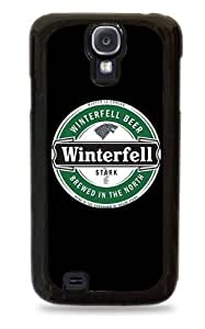 416 Stark Winterfell Beer Game of Thrones - Black Silicone Case for Samsung Galaxy S4