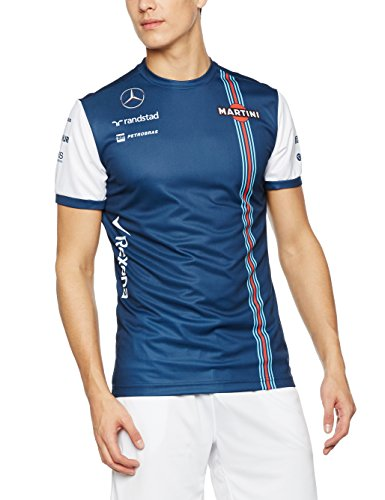 2015 Williams Martini Racing Team - Racing Martini Shirt