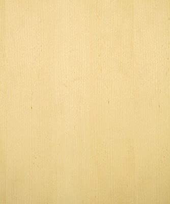 "Maple Wood Veneer, Quarter Cut, Premium Grade, 24""x32"" PSA Adhesive Back"