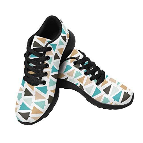 Women's 8 InterestPrint Sneaker Custom Running Design zXq5XS