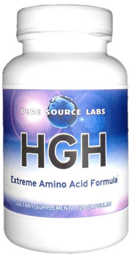 HGH Formula Extreme acides aminés