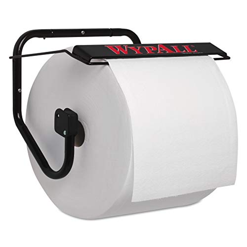 - WypAll 05007 L40 Towels, Jumbo Roll, White, 12.5x13.4, 750/Roll