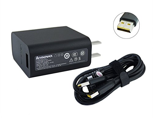 Lenovo 40W Power Adapter Charger for Yoga 3 Pro Convertible Ultrabook Tablet (Laptop Ultrabook Convertible)