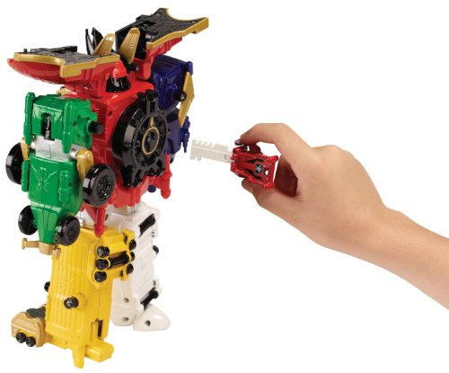 41tjgx%2BDzOL - Power Rangers Super Megaforce - Legendary Megazord