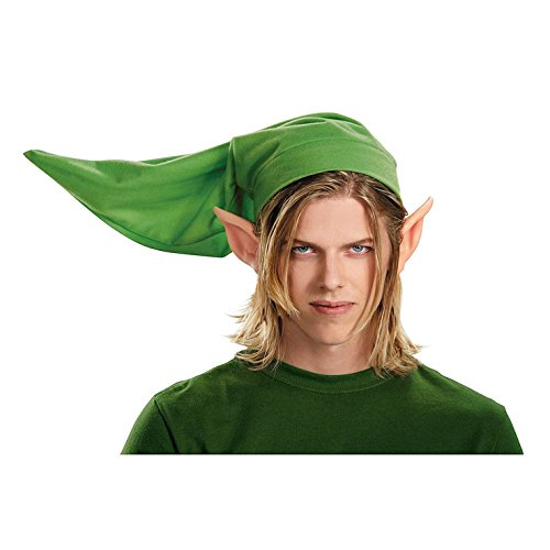 Disguise Men's Link Adult Costume Kit, Multi, One Size