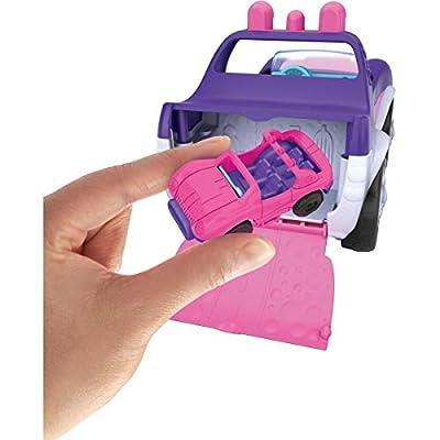 Polly Pocket Adventure  S.U.V. (Secret Utility Vehicle): Toys & Games