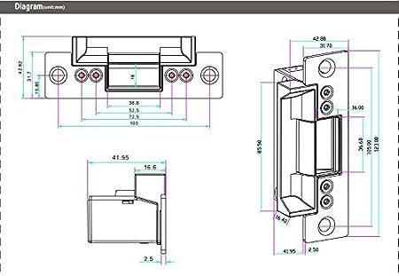 4 puerta color displayfingerprint RFID sistema de control de ...