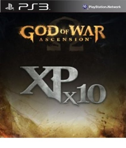 God of War Ascension: 36-Hour Multiplayer 10x XP Boost DLC - PS3 [Digital Code]