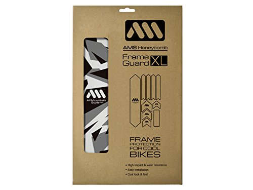 All Mountain Style AMSFG2DTCM - Protects Your Bike from Scratches and dings, Digital/Camo