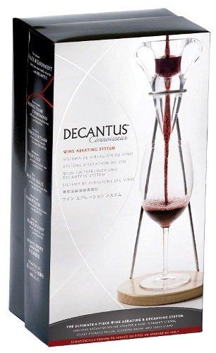 Decantus Connoisseur Wine Aerator Set for Wine Diffusers