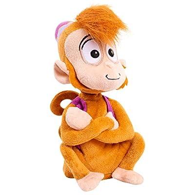 Disney Aladdin Abu Chatterback Plush: Toys & Games