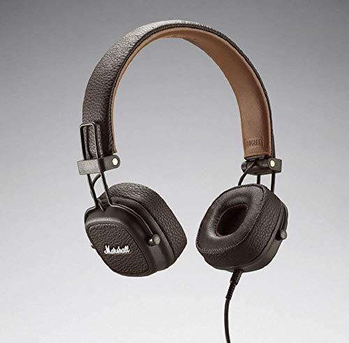 Marshall On-Ear Headphones Major III On-Ear (Brown) ZMH-04092184【Japan Domestic Genuine Products】【Ships from Japan】