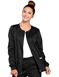 Women's Workwear Core Stretch Warm Up Scrubs Jacket