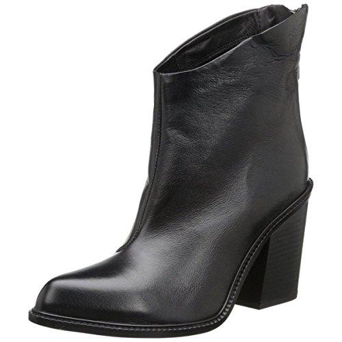 Diesel Women's Musikalls Ozys Bootie Boot,Black,6 M US