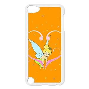 ipod 5 White phone case TinkerBellDisney Fairies Phone case JGP5475546