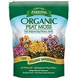 Espoma PTM8 8-Quart Organic Peat Moss