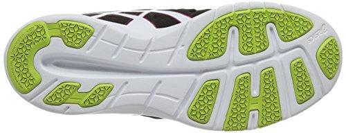 Hot Pink Tempo White Shoes Gel Asics Black Women's Cross Fit Training Uq6WwAxaH