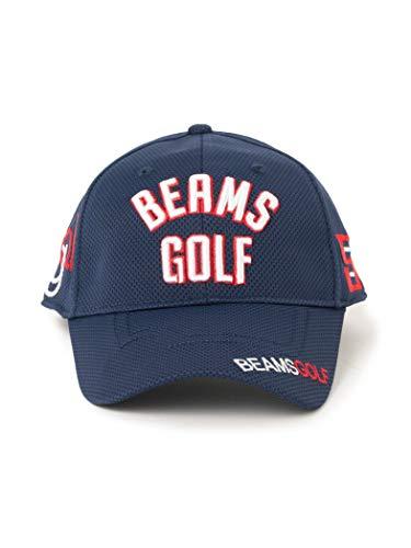 (ビームスゴルフ)BEAMS GOLF/BEAMS GOLF(ビームスゴルフ)帽子 ツアー メッシュ キャップ 18AW メンズ