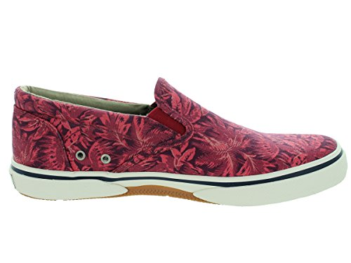 Sperry Sneaker Uomo Rosso Gore Red Palm