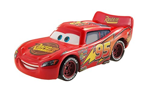 Disney Pixar Cars Color Changers Lightning McQueen Vehicle (Disney Color Changing Cars)