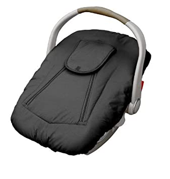 This Is One Of The Best Car Seat Covers For Winter Whats Unique About Jolly Jumper Sneak A Peek Built In Fleece Lined Blanket Inside Cover