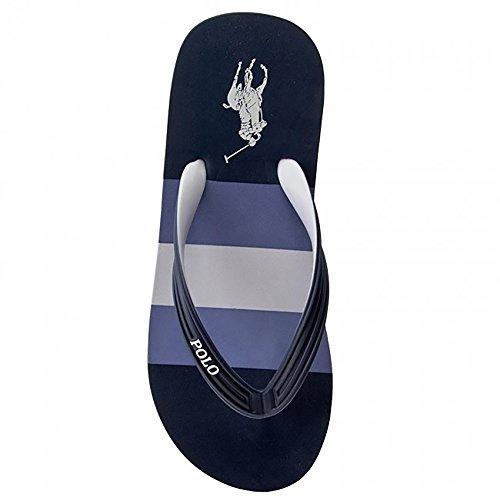 Polo Ralph Lauren Whitlebury II Herren Sandalen Blau Blu