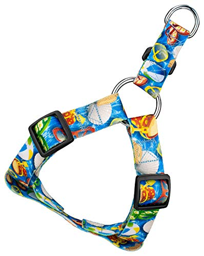 Country Brook Petz | Pool Party Step-in Dog Harness - Extra Small