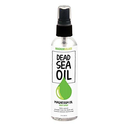 Мертвое море Масло - магний масло для тела спрей 8 унций.