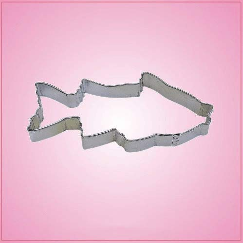 Bass Cookie Cutter-One Piece Only ()