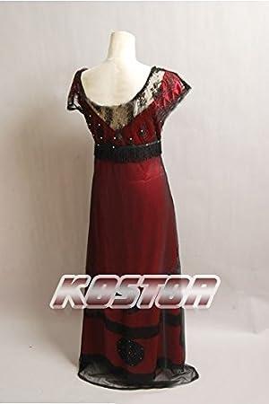 Titanic Rose Jump Dress Cosplay Kostüm Victorian: Amazon.de: Spielzeug