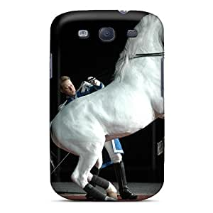 Awesome Design Lipizzaner Performance Hard Case Cover For Galaxy S3 by icecream design