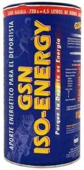 G.S.N. ISO ENERGY - 720 Grs.: Amazon.es: Hogar