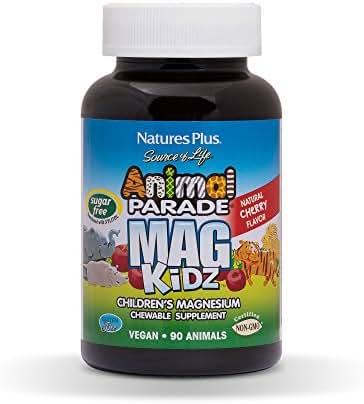 Vitamins & Supplements: Nature's Plus Mag Kidz