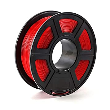 Amazon.com: W-Shufang,3D 3D Printer Filament PETG 1.75mm 1kg ...