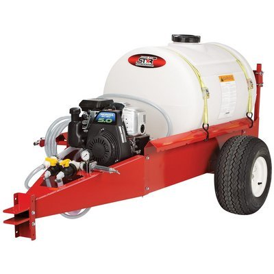 - NorthStar Tow-Behind Sprayer - 55 Gallon, 7 GPM, 160cc Honda GC160 Engine