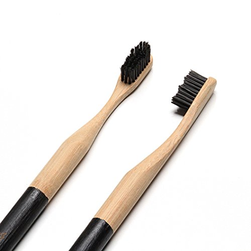 Goodwell Bamboo Plus Binchotan Toothbrush