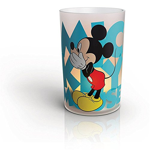 (Philips Disney Children's LED Flameless USB Chargeable Candle (Mickey Mouse))