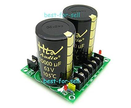 Amazon com: FidgetFidget Power Amplifer Rectification Filter